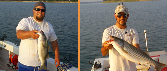 Book a Texoma Fishing Guide Trip
