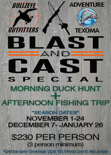 Blast and Cast Special